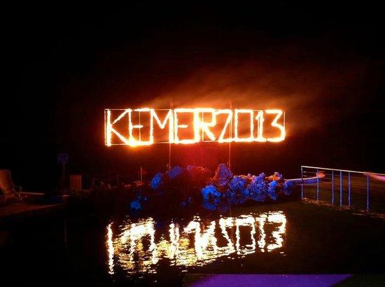 Club Med Kemer: Kemmer 2013
