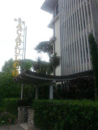 Entrata Hotel Acapulco