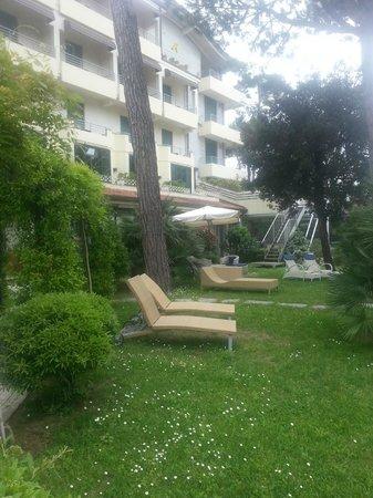 Hotel Acapulco : Giardino