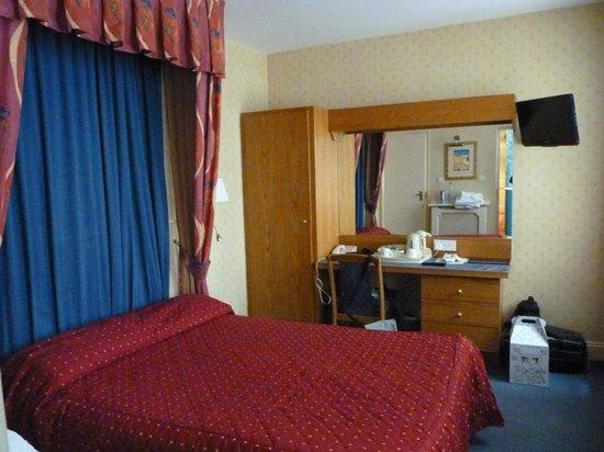 Hotel Columbus : Chambre 505 de l'Hôtel Columbus