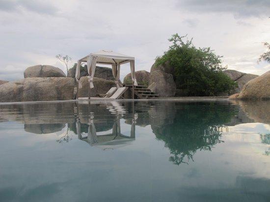 L'Alyana Villas Ninh Van Bay: Main swimming Pool