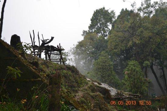 Fairmont Hotel: Darjeeling
