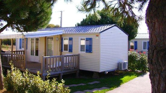 Camping Bel Air: Mobil-home