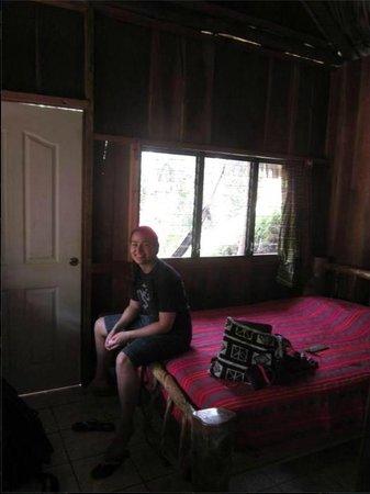 Hostal El Portal de Champey: Room