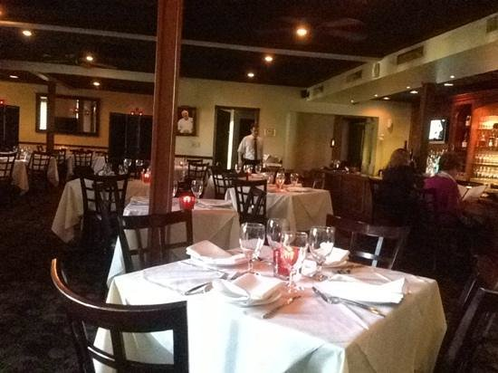 Vesuvio Bistro: was first in as they opened. Such an awesome place to eat and enjoy great service.