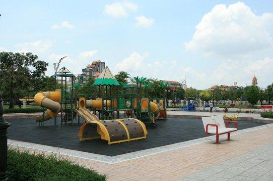 Wat BotomVatey Playground: Like new equipment