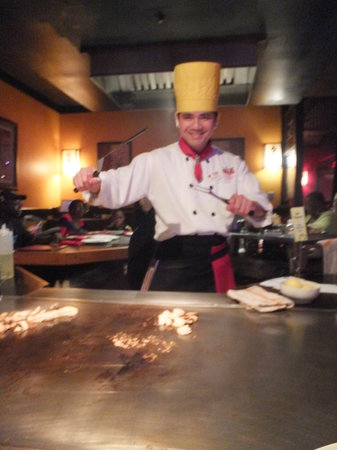 Kobe Steakhouse - Picture of Kobe Japanese Steak House and ...