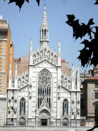 Museum der Gefangenen des Fegefeuers: Sacro Cuore del Suffragio