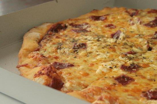 Pico's Restaurant Plettenberg Bay: Pizza