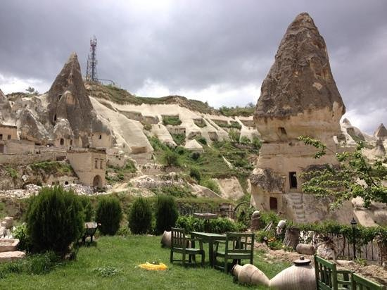 Goreme Suites: view of the hotel