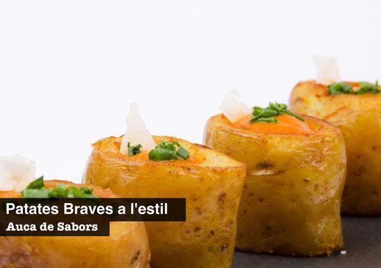 L'Auca Restaurant: Patates Braves
