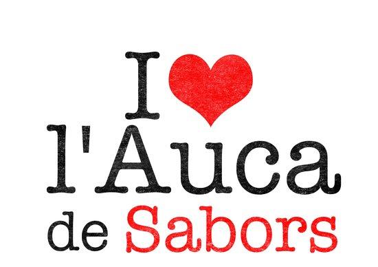 L'Auca Restaurant: Auca de Sabors