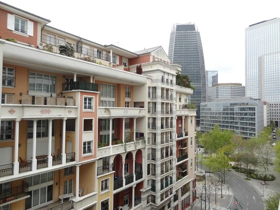 Residhome Courbevoie la Defense: View from room