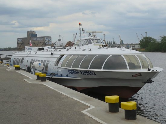 Bosman Express Hydrofoil