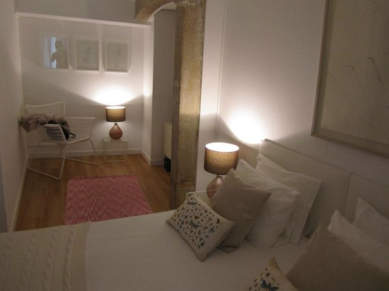 ZUZA Guest House: Bedroom