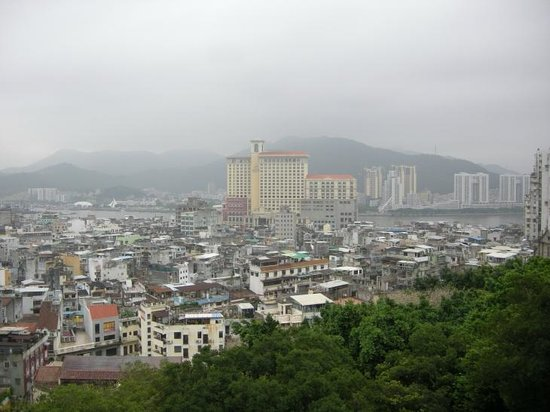 Sofitel Macau At Ponte 16: A view of hotel from a distance