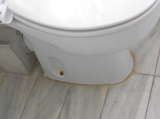 Hotel Catalonia Castellnou: WC