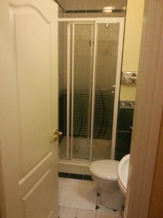 Ambassador Hotel & Health Club Cork: Bathroom - clean if small