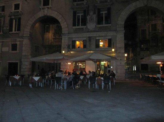 Pizzeria Impero - esterno