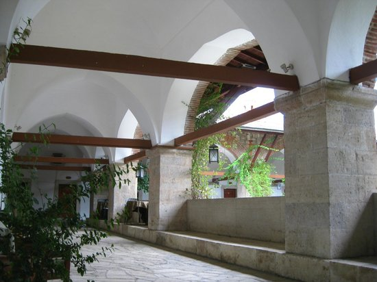 Club Kervansaray Kusadasi : The upper level