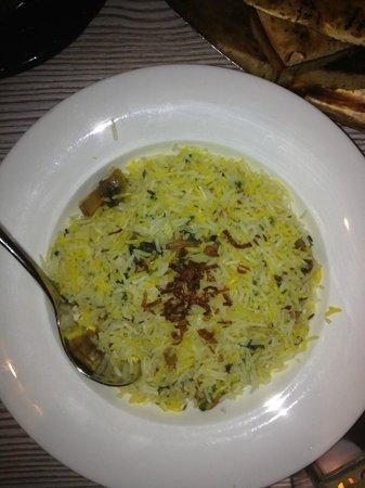 Mr Todiwalas Kitchen: Mushroom Rice