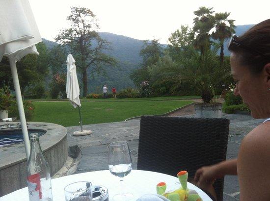 Hotel I Grappoli : une jolie vue !