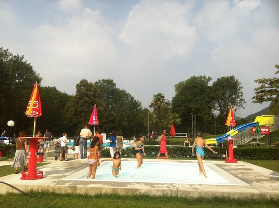 "Hotel I Grappoli : piscine ""municipal"""