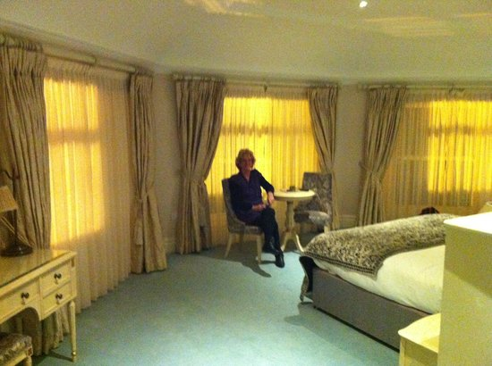 Step House Hotel: Felt like  a Princess in this accommodation