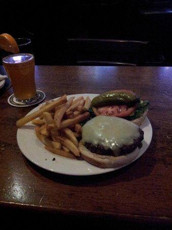 Lansdowne road burger