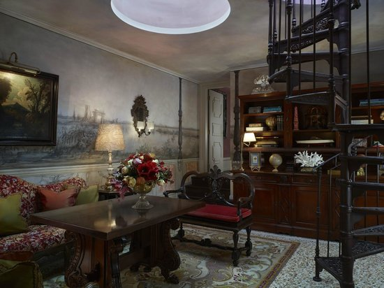 The Redentore Terrazza Suite - Picture of The Gritti Palace, A ...