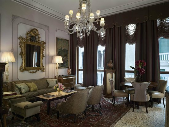 The Gritti Palace, A Luxury Collection Hotel : The Coppa Volpi Heritage Sutie