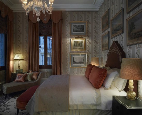 The Gritti Palace, A Luxury Collection Hotel : The Coppa Volpi Heritage Suite