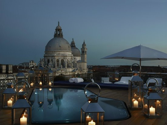 The Gritti Palace, A Luxury Collection Hotel: The Redentore Terrazza Suite