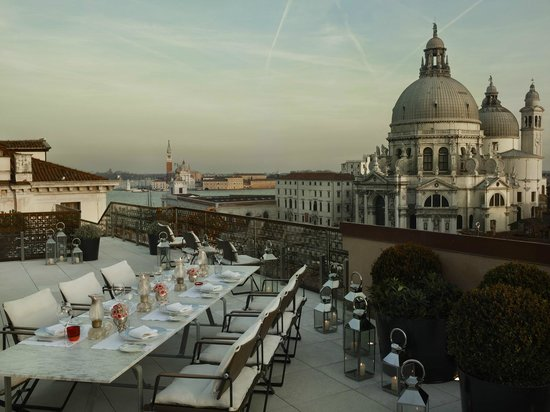 The Gritti Palace, A Luxury Collection Hotel : The Redentore Terrazza Suite