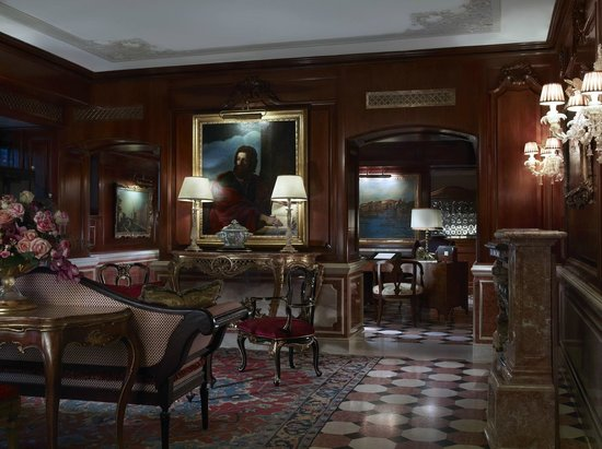 The Gritti Palace, A Luxury Collection Hotel : Reception