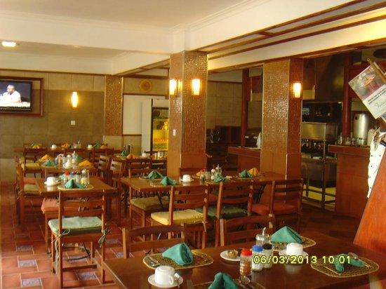 Kenya Comfort Hotel: SOKONI RESTAURANT