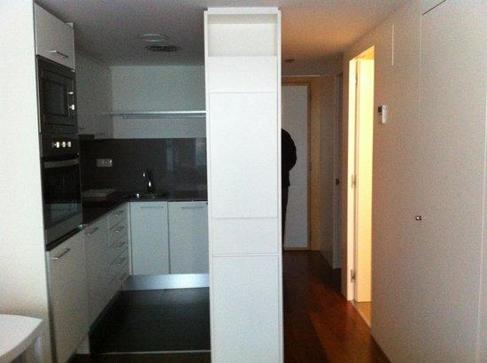 Gicat Grup Apartamentos Turísticos : Kitchen