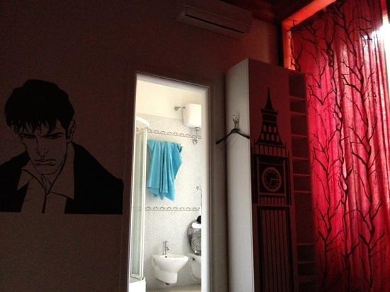 Comics guesthouse Photo