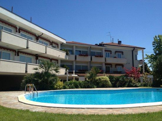 Hotel Giulietta Romeo: Hotelansicht