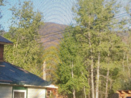 Alpine Country Inn & Suites: View of Whiteface Mountain from Room