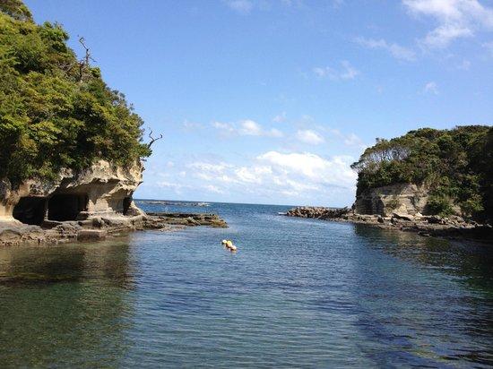 Ubara Risokyo: 開放的な絶景が広がります