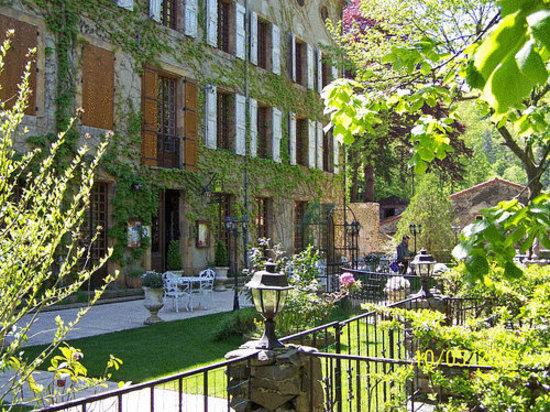 Gincla, Fransa: jardin