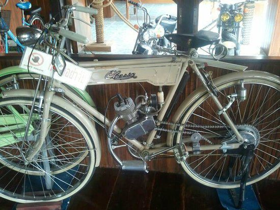 Srisawat Resort : collectable bike