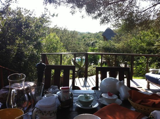 Sebumo Tude Nature's Lounge: entspannt Frühstücken