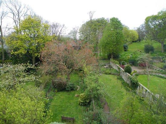 Terrace Hotel: Vista dalla camera n. 10
