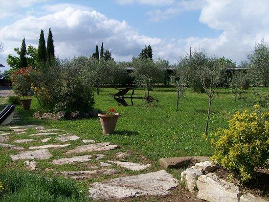 Hotel Residence SanSano : Giardino