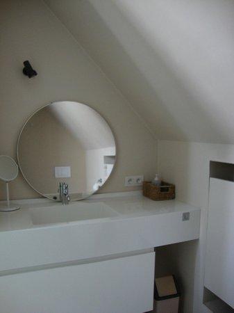 B&B 't Walleke: il bagno- camera 2o piano