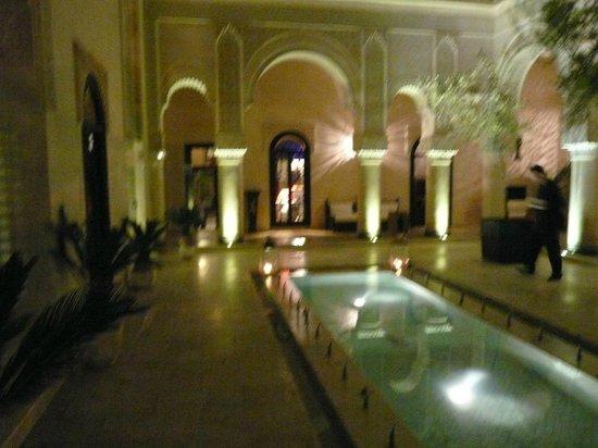 Riad Fes - Relais & Chateaux: Interior of Riad Fes (1)