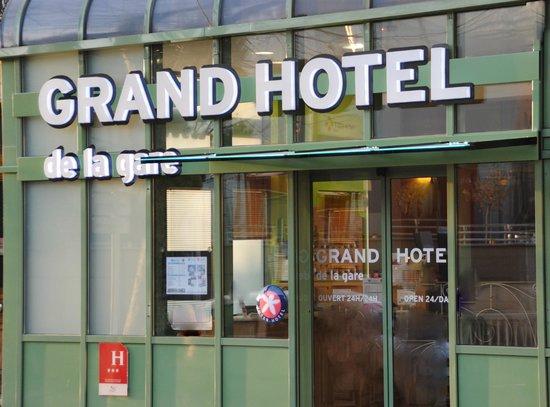 inter hotel grand hotel de la gare toulon france hotel reviews tripadvisor. Black Bedroom Furniture Sets. Home Design Ideas