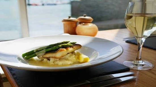 The Galley Restaurant: Turbot